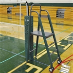 Jaypro Mega Ref Folding Referee Stand - Volleyball