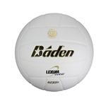 baden lexum comp advanced white game volleyball vx450