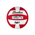 baden light training composite volleyballs 5oz