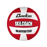 baden skilcoach heavysetter 17oz training volleyball vxt4