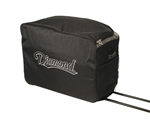 Diamond Sports Wheeled 2 Bucket Baseball / Softball Bag