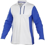 Rawlings Youth 1/4 Zip Tech Fleece Baseball Pullover