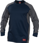Rawlings YUDFP4 Baseball Dugout Fleece Pullover - Youth