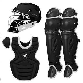 Easton M7 Junior Youth baseball catchers gear chest protector Black