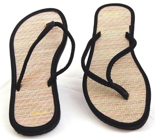 31e8008c6a5fa LA Beauty Women s Bamboo Flip Flops