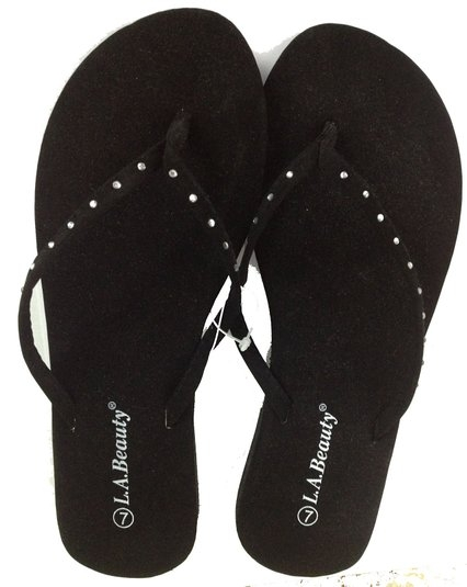 dfdae4300 Women s Rhinestone Sandals - Flats - Flip Flops - Shoes