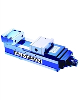 "PALMGREN 4"" X 5"" DUAL FORCE MECHANICAL BOOSTER MACHINE VISE"