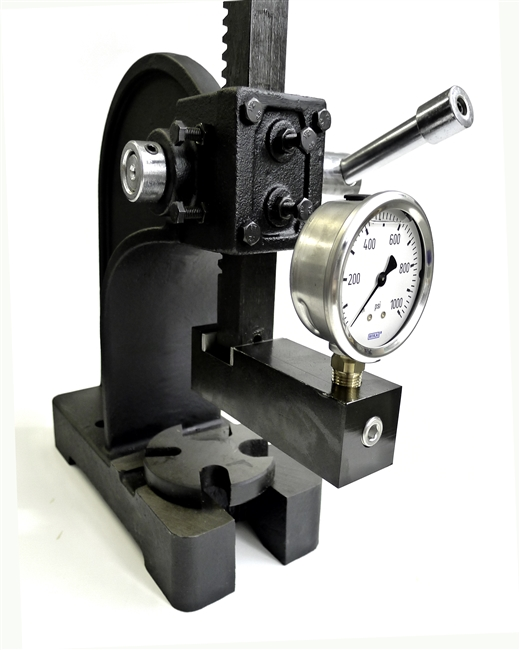 Arbor Press Force Gauge