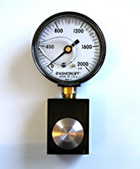 Calibration Gauge for Repeater Vise Handle