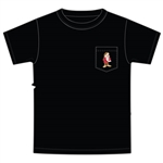 Mens Pocket Classic Grumpy Tee, Black