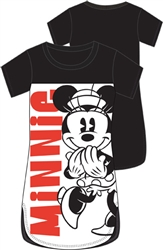 Junior Scoop Neck Tunic Minnie 2 the Side