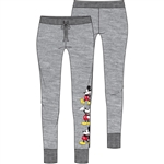 Junior Athleisure Pant Mickey Expressions, Gray