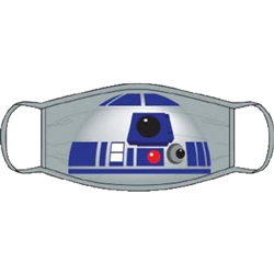 Youth Face Covering Star Wars R2D2