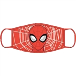 Youth Face Covering Marvel Spiderman