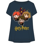 Youth Girls Fashion Top Hogwarts Stars, Dusty Navy