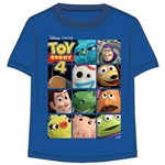 Toddler Boys T Shirt Toy Story Toy Box Group, Royal Blue