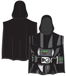 Hooded Beach towel Star Wars Darth Vader