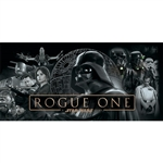 "Star Wars Rogue One Full Cast 28"" x 58"" Beach Towel"