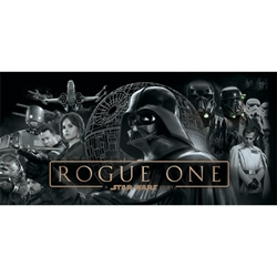 "Rogue One Full Cast 28"" x 58"" Beach Towel"