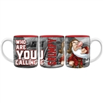 Grumpy Who Are you Calling 14oz Mug, Multi