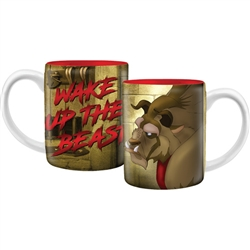Wake up the Beast 14oz Mug, Multi
