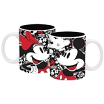 Mickey Minnie Icons 11oz Mug
