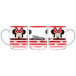 Minnie Stripes 11oz Mug