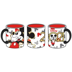 11oz Mug 2021 Hi Ya Mickey