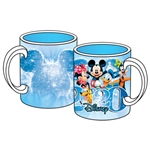 Dated 2020 Six Pack Mickey Minnie Goofy Donald Pluto 11oz mug