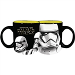 Star Wars Episode IX White Stormtrooper Coffee Mug, 14oz Relief