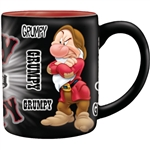 Born Grumpy 14oz Relief Mug