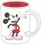 Mickey Tonal 14oz Relief Mug