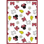 Minnie Parts Kitchen Towel Single