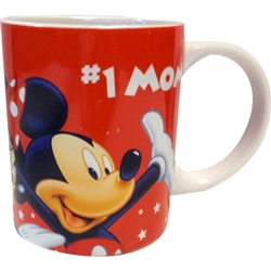 RG Per Expressions #1 Mom 11oz Ceramic Mug, White
