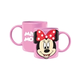 Minnie Full Face Relief 11oz Mug