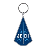 Star Wars Episode IX Jedi Badge Lasercut Keychain