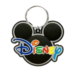 Mickey Mouse Icon Disney Namedrop Keychain