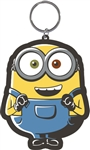 Minion Cheer Laser Keychain