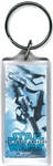Trooper Collage Lucite Keychain
