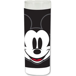 Pick Mickey Mouse Big Face Collection Glass (No Namedrop)