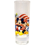 Mickey & Friends Collector Glass