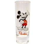 Mickey Tonal Collector Glass (Florida Namedrop)
