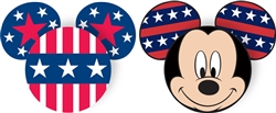 Disney Mickey Pride Antenna Topper - 2 pack