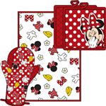 Minnie Parts Kitchen Towel Set