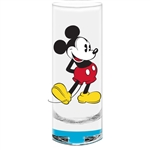 It's Mickey Collection Glass (No Namedrop), Blue Bottom