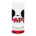 Papa Red Bottom Collection Glass (No Namedrop)