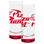 Toy Story Pizza Planet Collection Glass (No Namedrop), Red Bottom