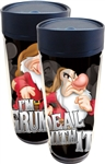 Deal with It Grumpy Travel Mug