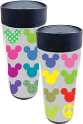 Pop Heads Mickey Travel Mug