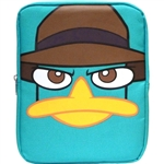 Agent Perry Face Tablet Cover